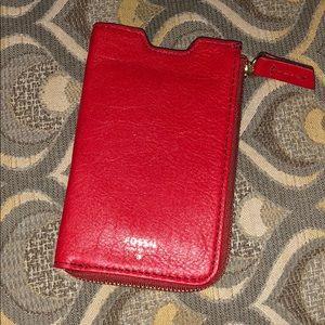 Fossil Cellphone Holder/wallet